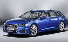 loaded is the new audi a6 avant the largest family estate