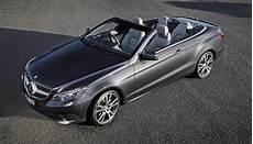 Mercedes E Cabrio - mercedes e class coupe and convertible review