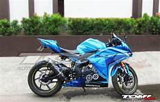 Modifikasi Rr Standar by Modifikasi Keren Honda All New Cbr250 Rr Tomi Airbrush