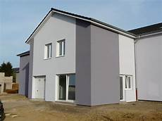 ravalement de façade maison couleur facade maison gris ym46 jornalagora