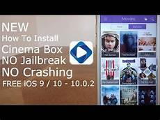how to install cinema box free ios 12 12 4 11 10 no jailbreak no pc iphone ipad ipod