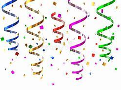 Image result for Celebration Streamers