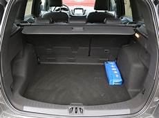 ford kuga kofferraum maße ford kuga 2 0 tdci 150 ps at awd st line testbericht