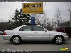 satin silver 2001 acura rl 3 5 interior gtcarlot com vehicle archive 58725096