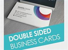 two sided business card template microsoft word cards