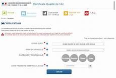Vehicules Propres Certificat Qualit 233 De L Air 2016