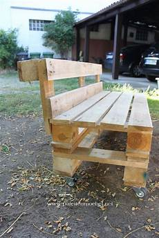 Holzpaletten Möbel Selber Bauen - die besten 25 sitzbank selber bauen ideen auf