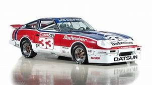 Paul Newmans National Champion 1979 Datsun 280ZX Is For