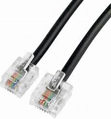 Isdn Cable 1x Rj45 8p4c 1x Rj11 6p4c