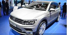 2016 Vw Tiguan Unveiled At Iaa 2015 Report Mega Gallery