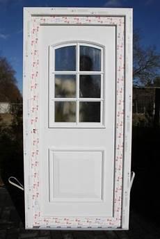 Kunststoff Haustür Weiß - haust 252 r kunststoff wei 223 neu t 252 r 1000 x 2100 sehr g 252 nstig