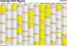 Ferien Bayern 2017 220 Bersicht Der Ferientermine