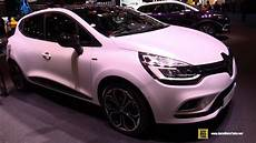 2018 Renault Clio Bose Edition Exterior And Interior