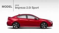 Subaru Impreza 2018 - 2018 subaru impreza 2 0i sport model review
