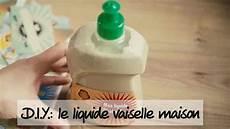 Diy Comment Faire Liquide Vaisselle Maison