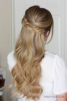 Easy Prom Hairstyles For Hair
