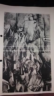 Kunst Wisst Ihr Wie Dieses Bild Analytischer Kubismus
