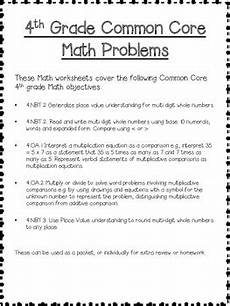 equation word problems worksheet 4th grade 11463 4th grade math common worksheets new jersey unit 1 tpt