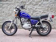 suzuki suzuki gn 125 moto zombdrive