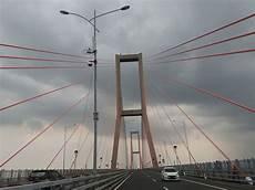 File Jembatan Suramadu Madura Surabaya Indonesia Jpg