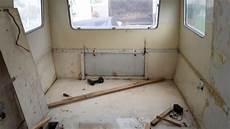 Wohnwagen Selber Einrichten - re hey arnold ein restaurationsbericht das forum f 252 r