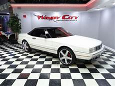 electric and cars manual 1992 cadillac allante windshield wipe control 92 cadillac allante convertible only 74k custom sound chrome wheel super clean for sale photos