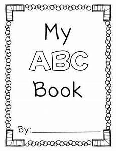 my abc book by pauley teachers pay teachers