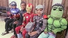 avengers kids youtube