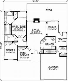 e plans ranch house plans ranch style house plan 3 beds 2 baths 1642 sq ft plan