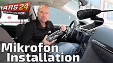 Bluetooth Mikrofon Im Auto Installieren Tutorial Ars24