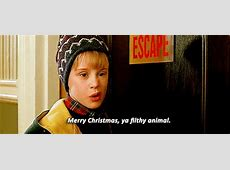 home alone filthy animal quote