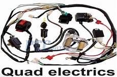 50 70 90 110cc Atv Wire Harness Wiring Cdi Assembly