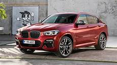 The All New Bmw X4 M40d Driving Interior Exterior