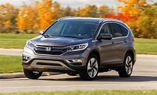 Car And Driver Honda Crv 2015 honda cr v touring awd test review car and driver