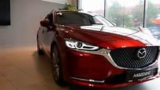Mazda 6 Sportsline - 2018 new mazda 6 sports line exterior and interior