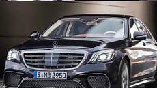 2018 mercedes s class amg s63 s65 maybach s600