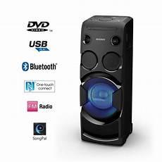 Mini Cha 238 Ne Hifi Sony Bluetooth Sans Fil Mhc V 44