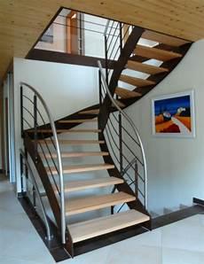 escalier 2 quart tournant lapeyre escalier bois metal quart tournant