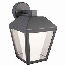 blooma dalton dark grey mains powered external wall light departments diy at b q