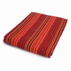 copriletto rosso telo copritutto multirighe cose di casa un mondo di
