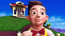 lazy town the mine song with stingy original and it s 1