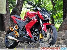 Modifikasi Z250 by Foto Modifikasi Kawasaki Z250 Simpel Bike