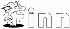 Ausmalbilder Kostenlos Ausdrucken Namen Ausmalbild Beliebte Jungennamen Finn Kostenlos Ausdrucken