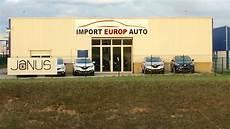 Pr 233 Sentation De La Soci 233 T 233 Import Europ Auto