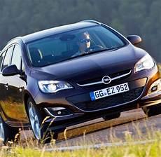 Solides Schwergewicht Gebrauchtwagen Check Opel Astra J