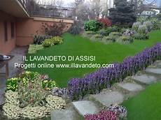 foto di giardini fioriti progetti gratuiti per giardini fioriti e profumati