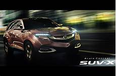 acura cdx crossover makes beijing debut autocar