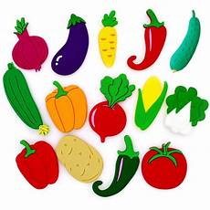 1pc kawaii fruits vegetables fridge magnets