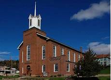 nazey methodist episcopal church in amherstburg these 11 west virginia historic landmarks are a must see