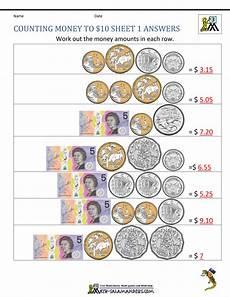 money worksheets year 1 australia 2400 money worksheets australian